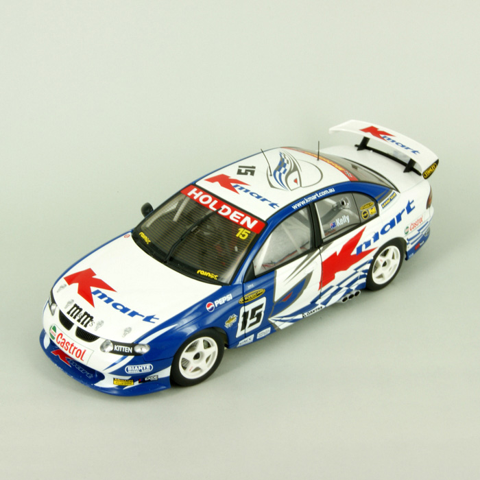 2002 Holden Commodore Car Valuation: Holden VX Commodore 2002 V8 Supercars Championship #15